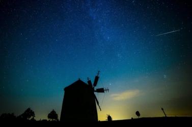 Új meteorvadász kamerarendszert építenek ki Magyarországon