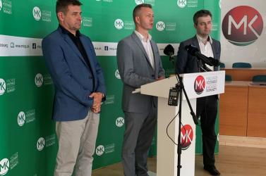 Az MKP-nak, a Hídnak és az Összefogásnak nem tetszenek Andrej Doležal prioritásai az útépítésben