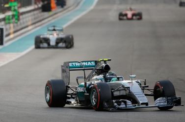 Abu-Dzabi Nagydíj - Rosberg nyerte a szezonzárót