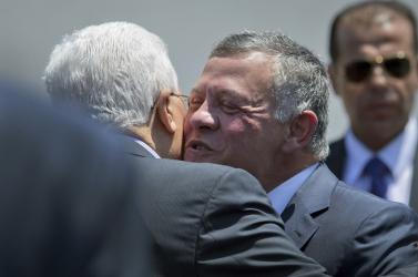 Palesztina gesztust tesz Izrael felé