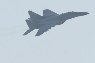 Lezuhant a román légierő egyik MiG-21 Lancer vadászgépe