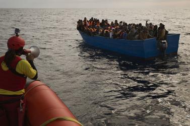 Migránsok vesztek a tengerbe Marokkó partjainál