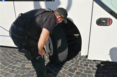 Két migránst vett őrizetbe a rendőrség Pozsonyban, cseh turisták közé vegyültek el