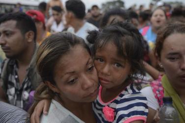 Honduras és Guatemala fékezné az Egyesült Államokba irányuló kivándorlást