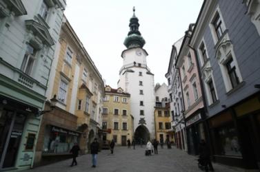 Másfél évig zárva lesz a pozsonyi Mihály-kapu tornya