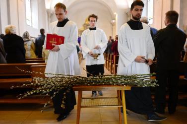 Fuldokló embereket mentettek meg a szlovák ministránsok Olaszországban
