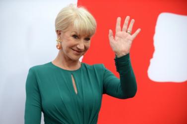 Helen Mirrren nívós filmdíjat kap