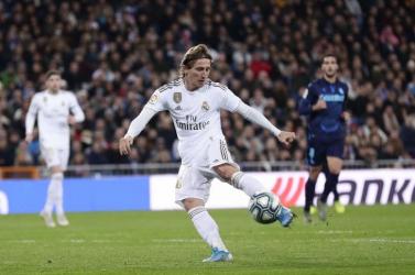 Modric 2023-ig hosszabbítana a Real Madridnál