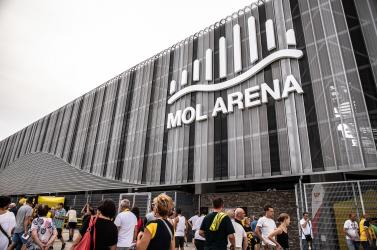 Véget ért a szavazás: a Puskás Aréna lett az év stadionja, negyedik helyen a dunaszerdahelyi MOL Aréna!