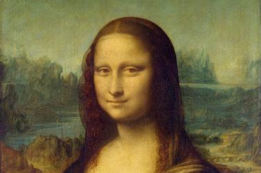 Mona Lisa azért mosolyog, mert egyszerűen boldog