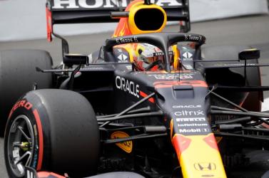 Monacói Nagydíj: Verstappen volt a leggyorsabb a harmadik szabadedzésen