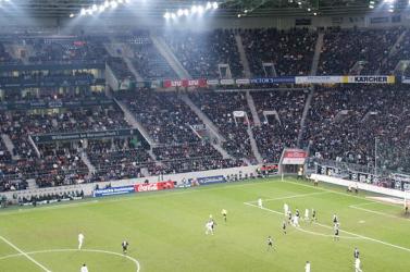 Bundesliga - Simán nyert a Mönchengladbach