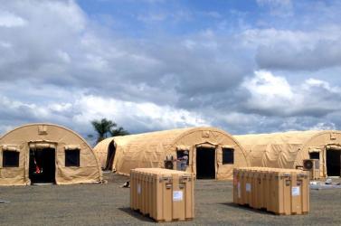 Tombolt az ebolajárvány Kongóban, ésa világszervezet emberei sorban ejtették teherbe a helyi alkalmazottakat