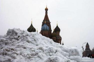Sosem mértek még ilyen enyhe januárt Moszkvában