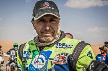 Balesetet szenvedett egy holland motorversenyző a Dakaron, belehalt a sérüléseibe
