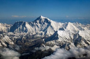 Klein Dávid is visszafordult a Mount Everestről