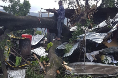 Heves esőzések sújtják Mozambikot az újabb ciklon után, többen meghaltak