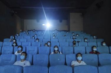 Hetente kétszer propagandafilmet kell vetíteni a kínai mozikban