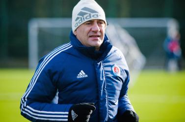 Vladimir Weiss lett a grúz válogatott szövetségi kapitánya