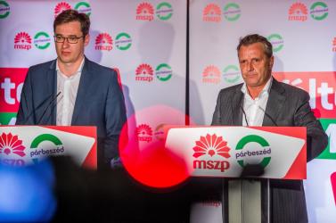 Választás 2018 - Lemondott az MSZP és az Együtt elnöksége - a Magyar Kétfarkú Kutyapárt médiabirodalmat tervez!