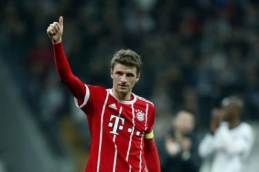 Bundesliga: Müller már Gulácsiék ellen pályára léphet
