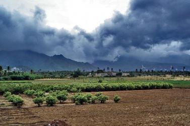 Halált hozott a monszun a könnycsepp alakú országra
