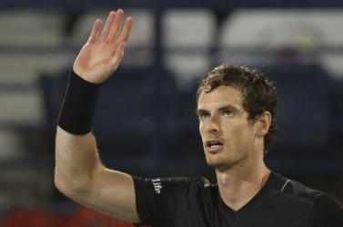Andy Murray száz röptére hívta ki a riválisokat (VIDEÓK)