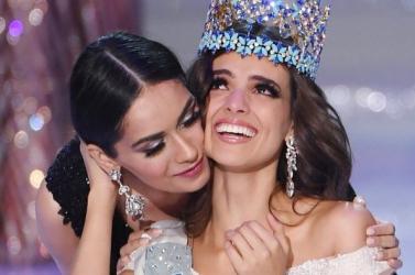 Mexikói szépség lett a Miss World győztese