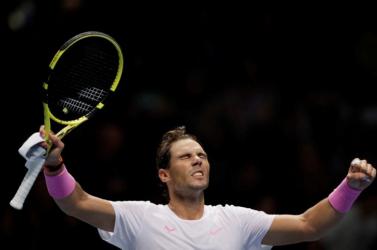 ATP-vb - Nadal hatalmas fordítással legyőzte Medvegyevet
