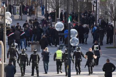 Eb-selejtező: Akadtak magyarok, akik Szlovákia gyalázásával szórakoztatták magukat