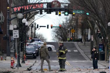 Azonosítottak egy gyanúsítottat a nashville-i robbantás ügyében