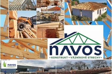 Ha minőségi tetőkonstrukciót szeretne, forduljon a dunaszerdahelyi Navos céghez!