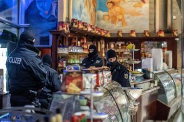 Csak darázscsípés, de annak elég fájdalmas, amit ma a calabriai maffiának, az 'Ndranghetának okoztak