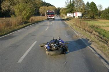 Dénesden is életét vesztette egy motoros