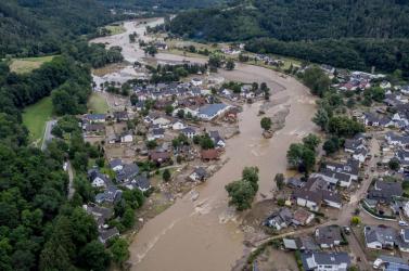 Áradások Nyugat-Európában - Javult a helyzet az árvizek sújtotta német területeken, emelkedett a halálos áldozatok száma