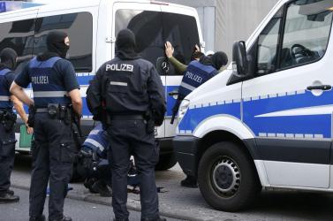 Több millió eurót zsákmányoltak betörők egy németországi vámhivatalban