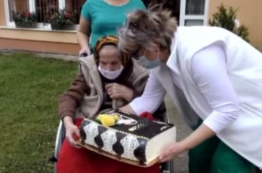 Leküzdötte a koronavírust a százéves szlovák néni, elárulta, szerinte mi a legjobb gyógyszer