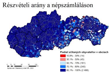 """A lakosság 86%-a """"számolta meg magát"""" online, az asszisztált népszámlálás májusban kezdődhet - eredmények a magyarok lakta városokban"""