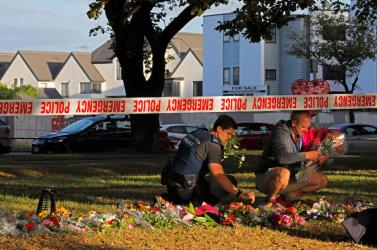 Több tucatnyian adták le fegyverüket Új-Zéladnon, miután betiltottak bizonyos félautomatákat