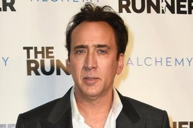 Nicolas Cage válik a feleségétől