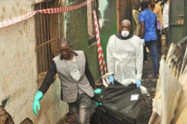 BORZALOM:Legalább húsz kisgyerek meghalt egy óvodai tűzben