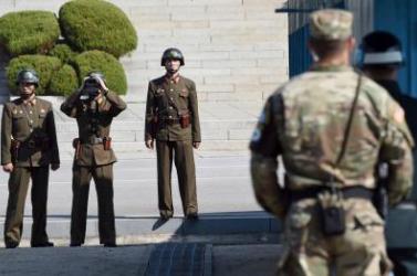 Átszökött egy észak-koreai katona Dél-Koreába a szárazföldi demarkációs vonalon