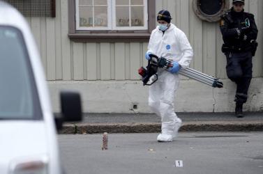 Egy 37 éves dán állampolgár az öt halálálos áldozatot követelő norvégiai nyilas ámokfutás feltételezett elkövetője