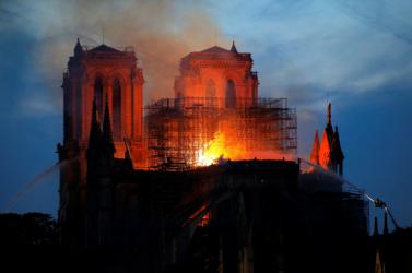 Hétfőn újraindulnak a Notre-Dame helyreállítási munkálatai