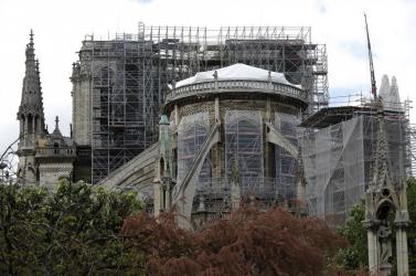 Megkezdik hétfőn a Notre-Dame fő orgonájának restaurálását és megtisztítását