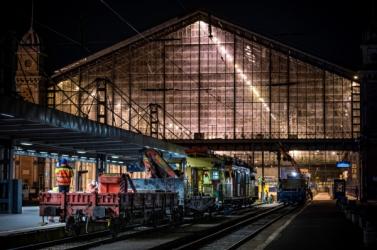 A budapesti A Nyugati pályaudvaron fogtak el egy nemzetközileg körözött macedón férfit