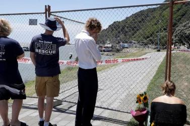 Hat holttestet sikerült kihozni az új-zélandi Fehér-szigetről