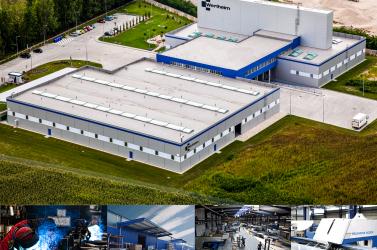 A dunaszerdahelyi gyárak egyelőre működnek, szigorú intézkedéseket követnek
