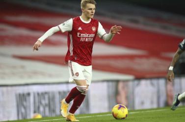 Premier League - Ödegaard az Arsenalé