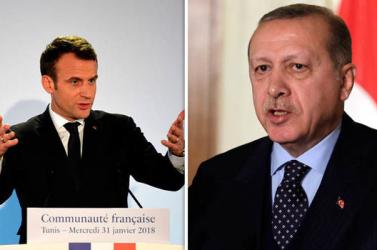 Az Iszlám Állam megerősödésére figyelmeztet Macron
